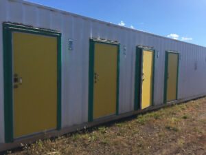 Storage Unit Sea Container - Sea Can with Doors