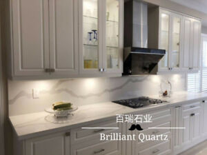 Quartz Countertop starting $30/sqft installed 3-5 days