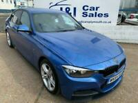 2014 BMW 3 Series 2.0 318D M SPORT 4d 141 BHP Saloon Diesel Manual