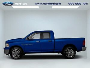 2011 Ram 1500 SLT  - sk tax paid - trade-in