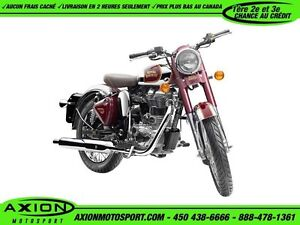 2016 ROYAL ENFIELD CLASSIC CHROME 30,84$
