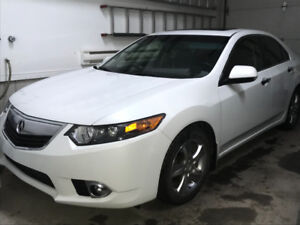 Acura TSX 2013 Premium Package leather sunroof