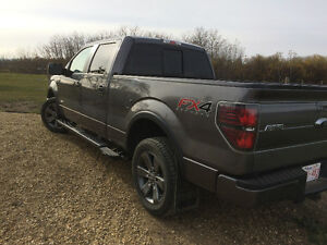 FINAL Offering! 2013 Ford F-150 SuperCrew FX4 Pickup w/ warranty Strathcona County Edmonton Area image 5