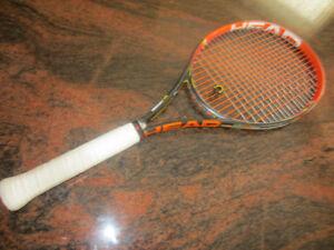 Head Graphene Radical Pro tennis racquet (racket) grip 4 1/4