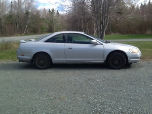 1999 Honda Accord Coupe (2 door)