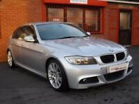 2009 59 BMW 3 SERIES 320D M SPORT BUSINESS EDITION 2.0 4D DIESEL