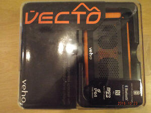 Vecto VXS-002-ORG Wireless Speaker/Charger