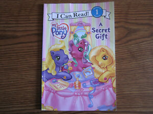 "3 ""learning to read"" books for girls Kitchener / Waterloo Kitchener Area image 3"