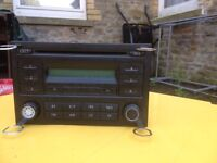 Stereo for VWT5 2007