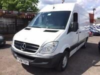 MERCEDES BENZ SPRINTER 2.1TD 311CDI MEDIUM WHEEL BASE 2008 NO VAT