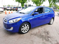*2013 HYUNDAI ACCENT GLS HATCHBACK, 6 MONTH WARRANTY INCLUDED *
