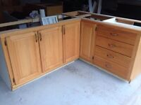 Full set of Kitchen Cabinets.