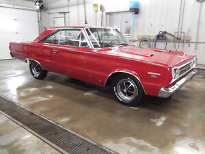 1967 GTX 440,,4 SPEED, DANA 1 OF 2486 BUILT