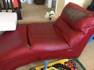 $45 chaise couch-pick up asap