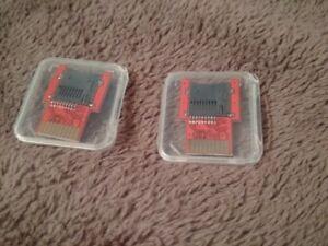2 * SD2VITA Adapters