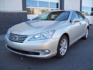 2010 LEXUS ES350 V6 AUT! Champagne-Metallic with only 143500km!