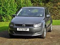 Volkswagen Polo 1.4 SE 5dr PETROL MANUAL 2010/60