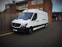 2014 Mercedes-Benz Sprinter 2.1TD 313 CDI XLWB ONLY 87,000 MILES NEW SHAPE