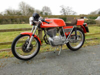 MV AGUSTA 125 SPORT 1976 MOT'd JANUARY 2019 fabulous bike superb condition