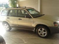 2004 Subaru Forester VUS