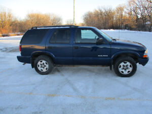 2003 BLAZER LS 4X4 ONLY 148000 KMS