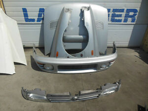JDM SUBARU WRX EJ20G FRONT END STI VERSION 2 NOSE CUT EJ20G 1994