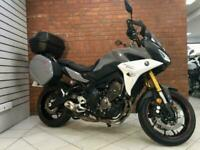 2018/18 Yamaha Tracer 900 GT With 5017 Miles Finished In Grey