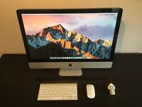 "Apple iMac 27"" 2.93GHz Quad-Core 16GB RAM (Mid-2010)"