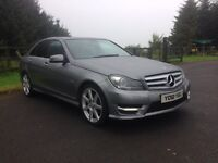 MERCEDES C200 SPORT. 2012. Only 20k miles.