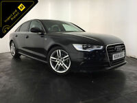2014 AUDI A6 S LINE TDI DIESEL SALOON 1 OWNER AUDI SERVICE HISTORY FINANCE PX