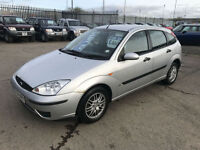 Ford Focus 1.6i 16v LX - 2005/54 - Only 127K & December Mot - Bargain !!!!!!!!!!