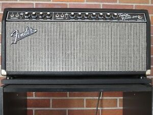 FOR SALE: FENDER 65 TWIN REVERB AMPLIFIER HEAD