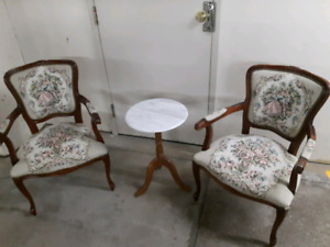 Matching Chairs Antique