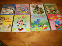 "Collection of ""a Little Golden Book"""