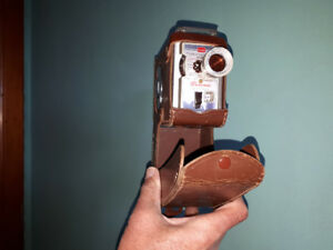 Vintage video Camera and accessories