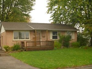 Lovely 3 bdrm. single family home in St. Thomas, Ontario