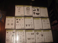 Scrapbooking cricut estampe stampin up