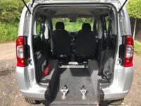 2012 Fiat Qubo 1.3 Multijet MyLife 5dr Dualogic AUTOMATIC WHEELCHAIR ACCESSIB...