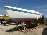 26 ft Sailboat for sale