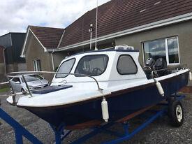 Boat 17ft