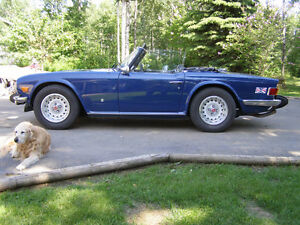 1975 TR6 For Sale