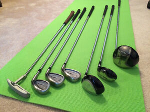 Starter Golf Clubs