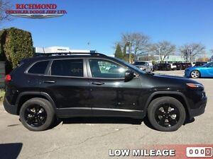 2016 Jeep Cherokee Sport   - Low Mileage