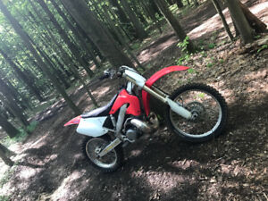 2001 cr trade for sled