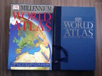 Millennium World Atlas worth £75