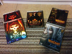 Blizzard - Diablo 2 and Warcraft 3 Strategy Guides - BradyGames Kitchener / Waterloo Kitchener Area image 1