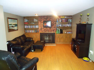 Nice suite–close to U of R (Open in July-all Utilities included)