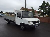 Ldv convoy lwb alloy drop side, 2002(52) reg, 1 former keeper, tested, in white