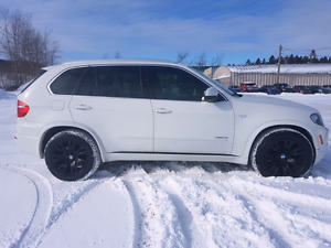 Bmw x5 4.8l M package