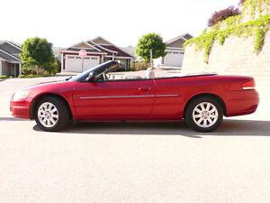 2006 Chrysler Sebring Convertible Limited
